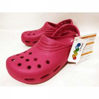 Sendal Crocs Jibbitz by Crocs Burke Berry Original