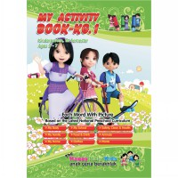 MY ACTIVITY BOOK KG-1