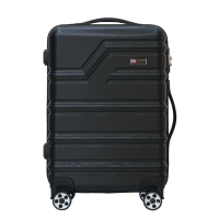 Trolley Case Polo Twin HD1650 - 20 inch Black