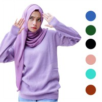 Sweater Roundhand @Bahan Tebal