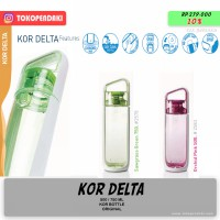 KOR DELTA Bottle Outdoor Sport Botol Air Minum Olahraga Fitness 500 ml
