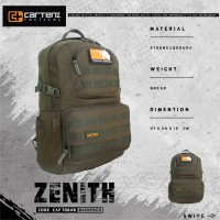 Ransel LT Cartenz Tactical Zenith CAF 70646