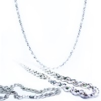Kalung Silver 925 HVC 130-8L STERLING SILVER 925