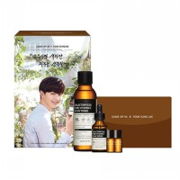 SOME BY MI X YOOK SUNGJAE Galactomyces Pure Vit C Glow Toner dan Serum