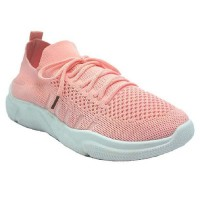 Dr. Kevin Shoes Sepatu Sneakers Wanita 589-021 - (2 Color Options) Hitam Pink