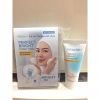 Wardah Perfect Bright Creamy Foam Brightening Oil Control 15 ML