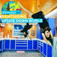 Voucher Tiket Upside Down World Bali