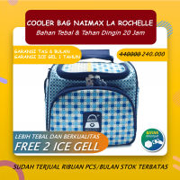Cooler Bag Naimax La Rochelle Spotted Navy