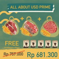All About USDA Prime Package