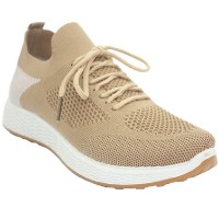 Dr. Kevin Shoes Sepatu Sneakers Wanita 589-018 - (2 Color Options) Coffee Salem