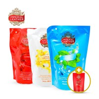 (buy400mlgetfree220ml)Cussons Imperial Leather CLASSIC/SOFTLY SOFTLY/WHITE PRINCESS/AQUA FRES