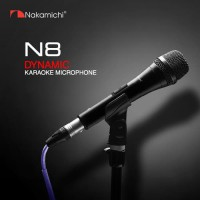 Wired Microphone Nakamichi N8 (NEW ARRIVAL)