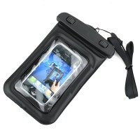 Waterproof Bag + Armband Lock System for Smartphone - Case Anti Air