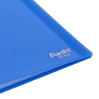 Bantex Display Book Transparent A4 (20 pockets) Cobalt Blue #3155 11