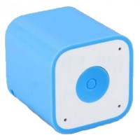 Smart Box Bluetooth Speaker with Wireless Shuter & Anti Lost Alert Function