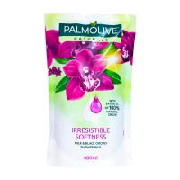 PALMOLIVE Shower Gel Black Orchid & Milk 400ml
