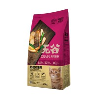 CPPETINDO KF Grain Free Baby Cat  Kitten Food - 1,5Kg
