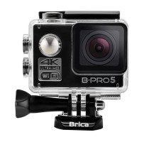 Brica B-PRO 5 Alpha Edition Version 2 AE2 4K WIFI Action Camera - Hitam