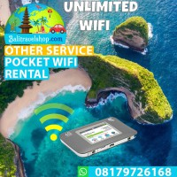 Voucher Sewa Pocket Wifi Unlimited di Bali