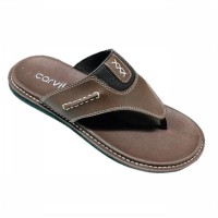 CARVIL Sandal Casual Man DIMITRY 02M DK BROWN
