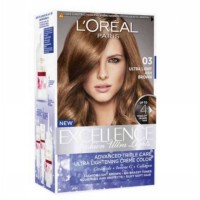 LOREAL Paris Pewarna Rambut Fashion Ultra Light - 03 Ash Brown