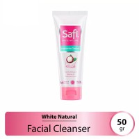 SAFI White Natural Brightening Cleanser Mangosteen Extract 50g