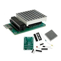 [poledit] Yongse 5Pcs MAX7219 Dot Matrix Module DIY Kit SCM Control Module For Arduino/13469955