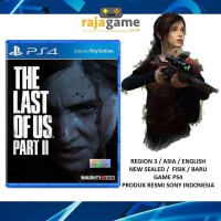 The Last Of Us 2 / The Last of Us II Game PS4 (R3) Ready Stock