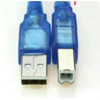 Kabel Printer USB 1.5 meter For HP Canon Epson Brother