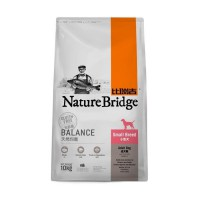 CPPETINDO Nature Bridge Small Breed Adult Dog Food - 10kg
