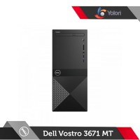Dell Vostro 3671 MT [Ci3-9100, 4GB, 1TB, Intel HD, Windows 10]+Dell Monitor E2016HV