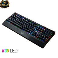 Keyboard Gaming AULA Wings Of Liberty 890S Mechanical RGB