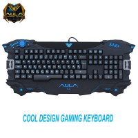 Keyboard Gaming AULA Pulsefire 883 Semi Mechanical