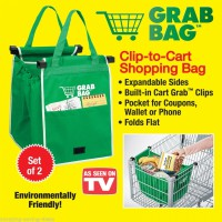 BUY1GET1 Grab Bag / Kantong Belanjaan Supermarket
