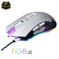 Mouse Gaming AULA VanGuard 9022 RGB Macro