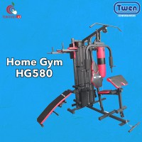Home Gym 3 Sisi Twen HG580 - Alat Fitness - With Stand Boxing