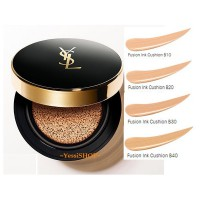 YSL LE CUSHION ENCRE DE PEAU FUSHION INK CUSHION FOUNDATION 14GRAM