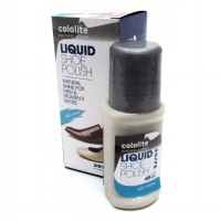 Cololite Liquid Shoe Polish 45 cc Neutral - 2 pcs