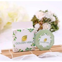 Golden Viera Soap - Sabun isi 3 pcs