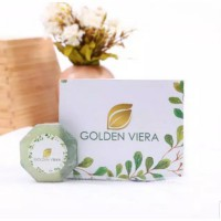 Golden Viera Soap - Sabun 1 box = 10 pcs