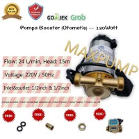 Mesin Pompa air Booster Auto Booster pump 120w Pompa dorong