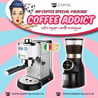 MP Coffee Special Package Coffee Addict - CM 2011 FE & CG 01 RY