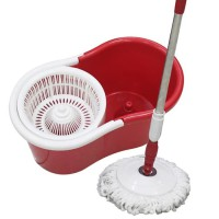 Marco Spin Mop 360 Rotated - Red