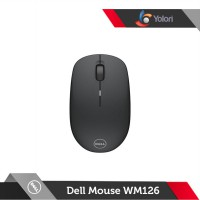 Dell Optical Wireless Mouse WM126 Black