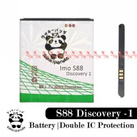 Baterai Imo S88 Discovery Double IC Protection