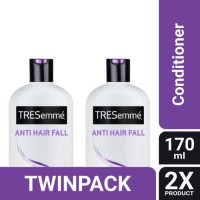 TWIN PACK - TRESEMME CONDITIONER ANTI HAIR FALL 170ML