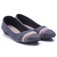 Dr.Kevin Flats Shoes Canvas 4389 Brown, Black