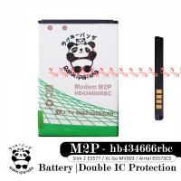 Baterai Modem Bolt M2P Slim 2 E5577 Bolt Max 2 Double IC Protection