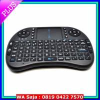 (Keyboard) Wireless Keyboard 2.4GHz with Touch Pad and Mouse Function