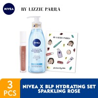 NIVEA x BLP Hydrating Set - Sparkling Rose